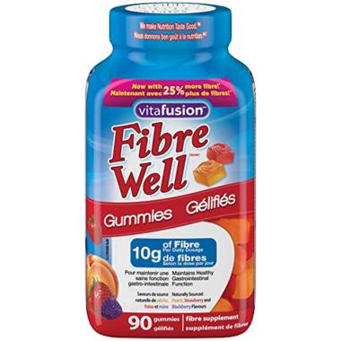 VitaFusion Fiber Well Gummies