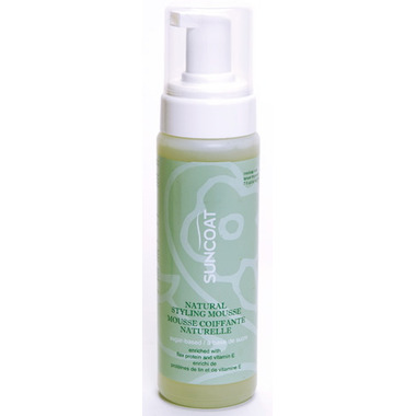 Suncoat Natural Hair Mousse