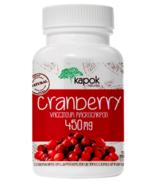 Kapok Naturals Cranberry