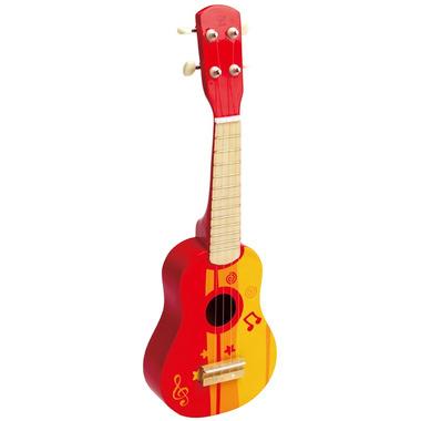 Hape Toys Red Ukelele
