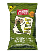 Covered Bridge Creamy Dill Pickle Potato Chips