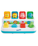 Kidoozie Pop n' Play Animal Friends
