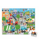 Janod Puzzle City