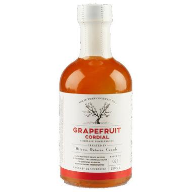 Split Tree Cocktail Co. Grapefruit Cordial