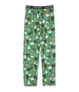Hatley Men's Jersey Pajama Pants Holiday Ornaments