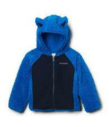 Columbia Foxy BabySherpa Full Zip Collegiate Navy Bright Indigo