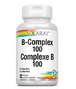 Solaray Vitamin B Complex 100mg