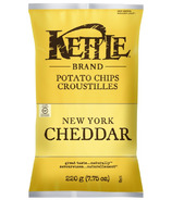 Kettle New York Cheddar Potato Chips