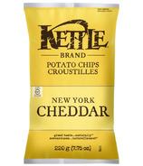 Kettle New York Cheddar Potato Chips