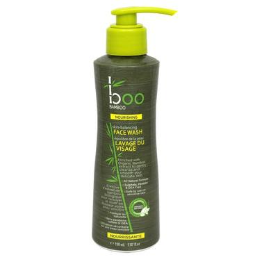 Boo Bamboo Nourishing Skin-Balancing Face Wash