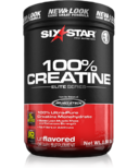 Six Star Pro Nutrition 100% Creatine Powder Unflavoured