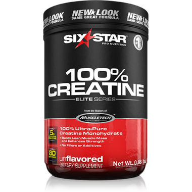 Six Star Pro Nutrition 100% Creatine Powder