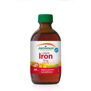 Jamieson Liquid Iron Tropical Citrus