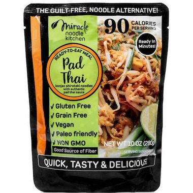Miracle Noodle Pad Thai Ready to Eat Meal