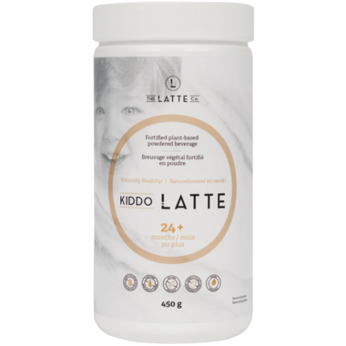 The Latte Co. Kiddo Latte Plant-Based Powdered Beverage 24+ Months