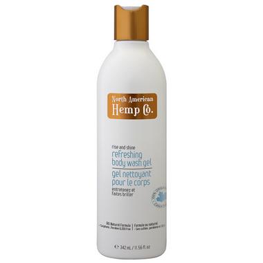 North American Hemp Co. Refreshing Body Wash Gel