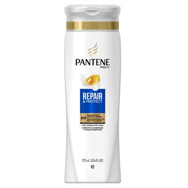 Pantene Repair & Protect 2-in-1 Shampoo & Conditioner