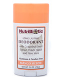 Nutribiotic Mango Melon Deodorant