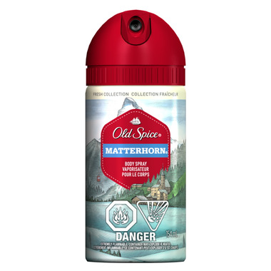 Old Spice Fresh Collection Body Spray