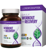 New Chapter Daily Workout & Recovery