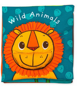 Melissa & Doug K's Kids Soft Activity Book Wild Animals