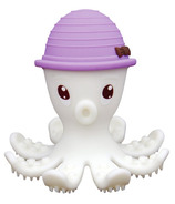 Mombella Octopus Gum Massager & Teether Toy Lilac