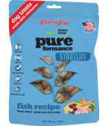 Grandma Lucy's Pureformance Starters Fish Freeze Dried Dog Treats