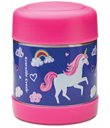 Crocodile Creek Thermal Food Jar Unicorn
