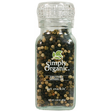 Simply Organic Peppercorn Blend