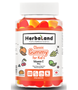 Herbaland Classic Gummy for Kids Vitamin C
