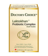 Doctor's Choice Laktokhan Probiotic Complex