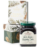 Stonewall Kitchen Wild Maine Blueberry Jam Gift Box