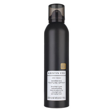 Kristin Ess Hair Dry Finish Working Texture Spray