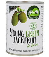 Nature's Charm Green Jackfruit In Brine