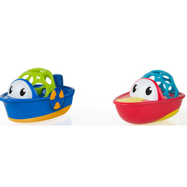 Oball Grasp and Splash Boats