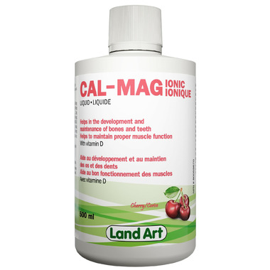 Land Art Ionic Cal Mag Liquid by Well