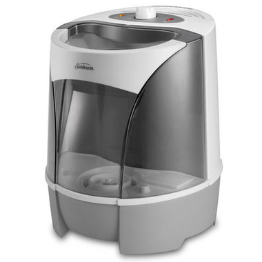 Buy Sunbeam Warm Mist Humidifier White At Wellca Free Shipping