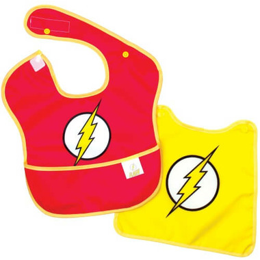 Bumkins DC Comics Caped Superbib Flash