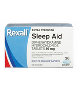 Rexall Extra Strength Sleep Aid