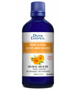 Divine Essence Calendula Extract Skin Care Oil
