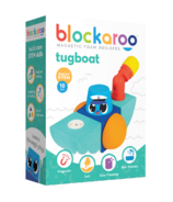 Blockaroo Magnetic Foam Builders Small Tugboat