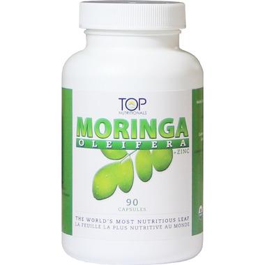 Top Nutritionals Moringa Oleifera Capsules
