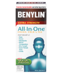 Benylin All-In-One Extra Strength Cold & Flu Daytime Syrup
