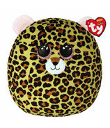 Ty Squish-A-Boos Livvie The Leopard