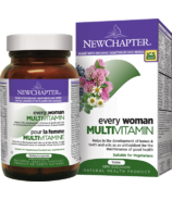 New Chapter Every Woman Vitamin & Mineral Supplement