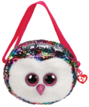 Ty Fashion Owen The Owl Sequin Purse
