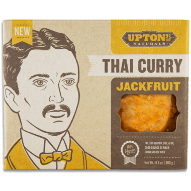 Upton\'s Naturals Meat Alternatives Thai Curry Jackfruit