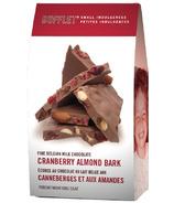 Dufflet Cranberry and Milk Chocolate Almond Bark