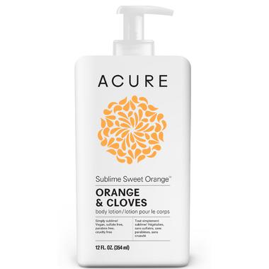Acure Sublime Sweet Orange Body Lotion
