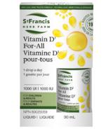 St. Francis Herb Farm Vitamin D
